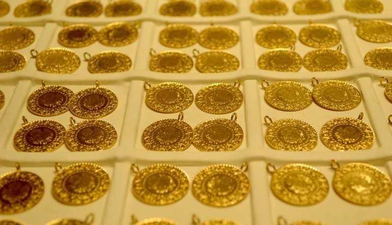 Çeyrek altın üretiminde sert gerileme
