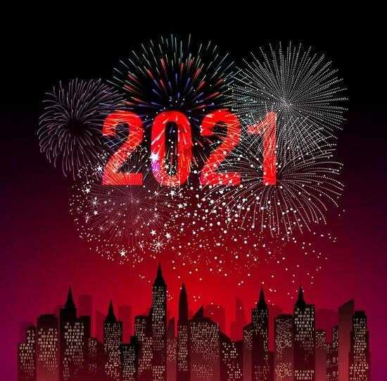 YENİ YILIMIZ KUTLU OLSUN 2021